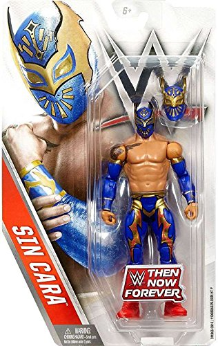 WWE, Basic Series, 2016 Then Now Forever, Sin Cara Action ()