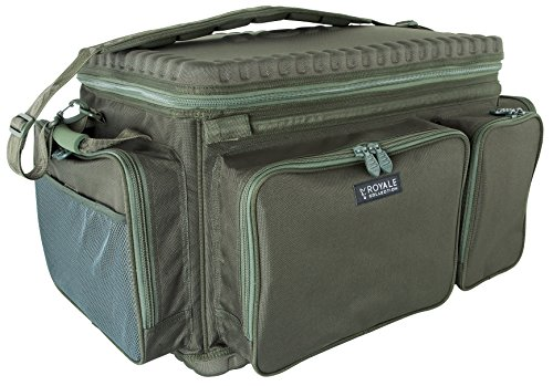 Fox Royale Barrow Bag XL, 82 x 36 x 44cm, Angeltasche für Trolly (Fur Fox Bag)