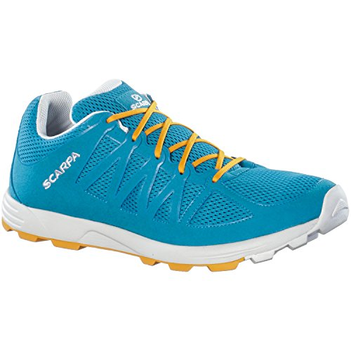 Scarpa  Game, Baskets pour femme azure/orange