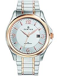 Certus–Reloj Certus Metal–Hombre–42mm