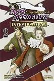 Miles Edgeworth: Ace Attorney Investigations, Volume 2