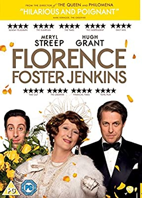 Florence Foster Jenkins [DVD] [2016]