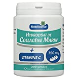 Collagène Marin (Hydrolysat) 350mg + Vitamine C - 200 Gélules