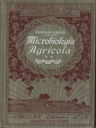 Microbiología Agrícola por Edmond Kayser