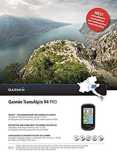 Garmin Transalpin V4 Pro Freizeit- und Wanderkarte für die Ostalpen und mit ActiveRouting Funktionen