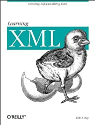 Learning XML  (en anglais)
