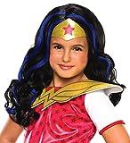Parrucca Wonder Woman SHG, Rubies 32971