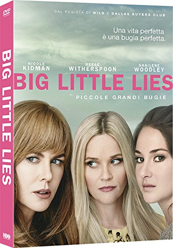 Big Little Lies (3 Dvd) [Italia]