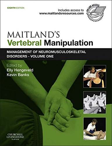 Maitland's Vertebral Manipulation E-Book: Management of Neuromusculoskeletal Disorders - Volume 1 (English Edition)