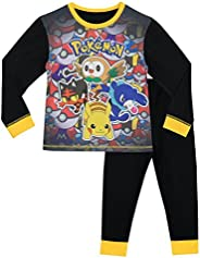 Pokémon - Pigiama a Maniche Lunga per Ragazzi