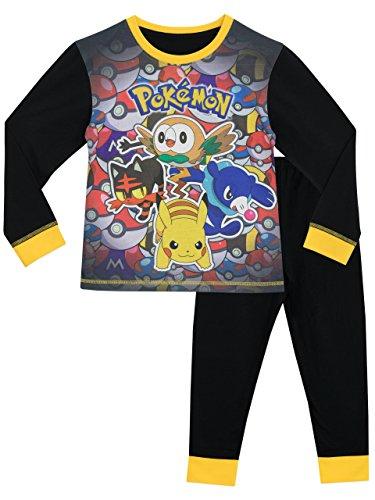 Pokemon-Pijama-para-Nios-Pokemon