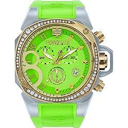 TechnoSport Damen Chrono Uhr - RADIANCE silber