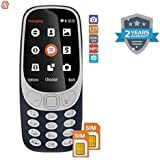 Supreno A3310 Dual Sim Phone With Camera, 1.8 Inch Screen And 600Mbps USB WiFi Dongle Compitable With Laptop (Assorted Colour)