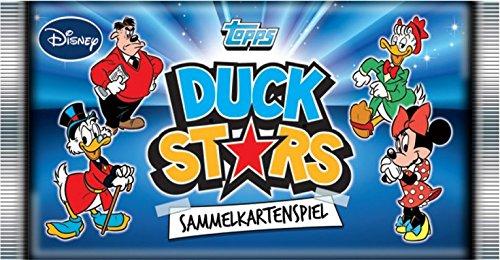 Disney Duck Stars Sammelkarten ein Booster (Dc Sammelkarten)