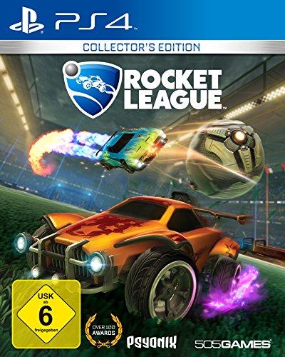 Rocket League (Collector's Edition) [Importación Alemana]