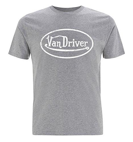 Mens-Van-Driver-Logo-T-Shirt-VW-T4-T5-T6-Campervan-gifts
