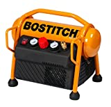 Bostitch MRC6-E Compresseur MINI ROLL CAGE 6L 230V  8 bar 1100W - (compresseur seul,...
