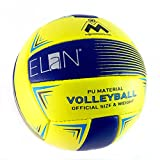 Elan VB-001 Volley Ball (Yellow)