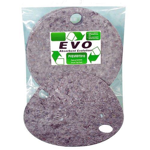 öl, Frostschutzmittel (Öl oder Frostschutzmittel 205L Drum Top absorbierenden Pads 10Stück)