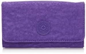 Kipling YELINA B K1506961G Unisex-Kinder Münzbörsen 16x10x3 cm (B x H x T), Mehrfarbig (Vivid Purple)