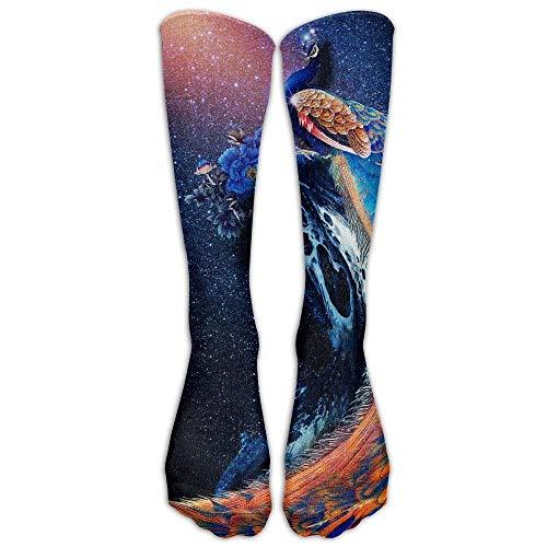 nnmaw Giraffe Rabbits Love Unisex Ourdoor Boot Socks Long Sports High Socks 50cm
