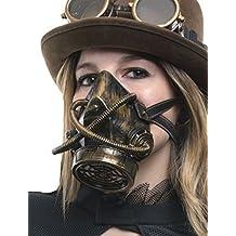 Funny Fashion Mezza maschera steampunk 8157b10abbdf