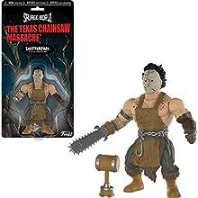 Funko 30506 Savage World: Texas Chainsaw Massacre: Leatherface, Multi