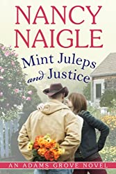 Mint Juleps and Justice (An Adams Grove Novel Book 5) (English Edition)