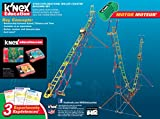 K'NEX Education STEM Explorations Roller Coaster Building Set for Ages 8+ Construction Education Toy, 546 Pieces