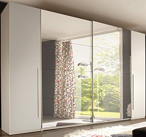 schlafzimmerschrank weiss gebraucht kaufen nur 4 st bis 75 g nstiger. Black Bedroom Furniture Sets. Home Design Ideas