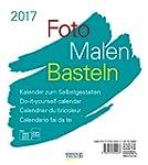 Foto-Malen-Basteln weiß 2017: Kalende...