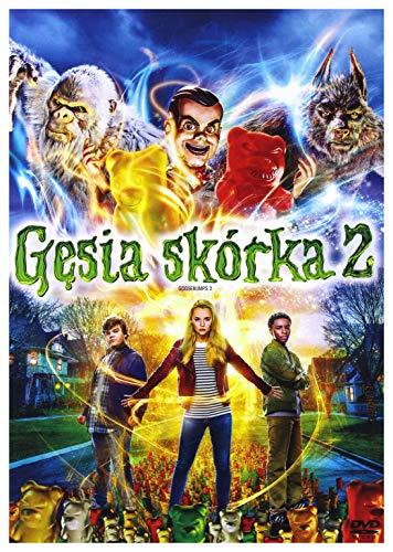 Goosebumps 2: Haunted Halloween [DVD] (IMPORT) (Keine deutsche Version)