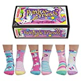 Oddsocks Fairytale Friends Socken mit Einhorn im 6er Set - Oddsocks Fairytale Friends Strumpf Socken