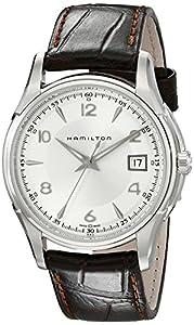 Hamilton H32505151 - Reloj de pulsera Hombre, Acero inoxidable, color Plata de Hamilton