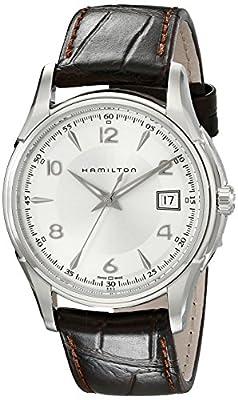 Hamilton H32505151 - Reloj de pulsera Hombre, Acero inoxidable, color Plata