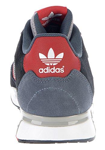 Adidas, ZX 850, Scarpe Sportive, Uomo black red silver