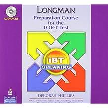 Longman Preparation Course for the TOEFL Test: iBT 2.0 Speaking Audio CDs