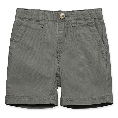 ESPRIT KIDS Jungen Woven Bermuda Shorts, Grün (Light Khaki 565), Herstellergröße: 92