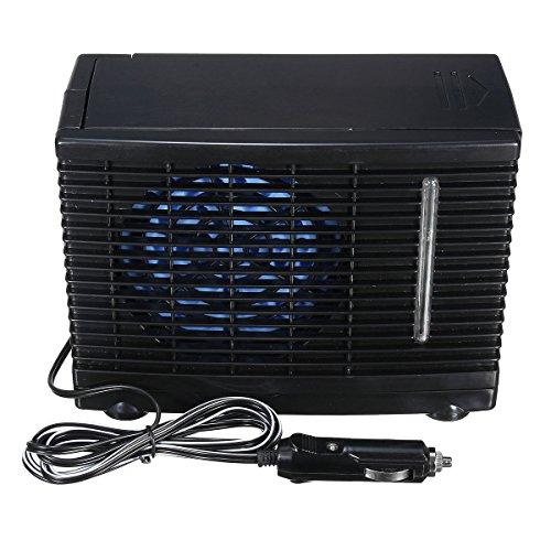 GOZAR 24V Portable Home Auto Kühler Lüfter Wasser Eis Verdunstungs Klimaanlage Raum Wasser-kühler