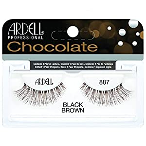 ARDELL Professional Lashes Chocolate Collection - Black Brown 887