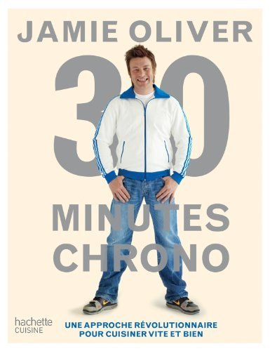 30 MINUTES CHRONO by JAMIE OLIVER (October 19,2011...