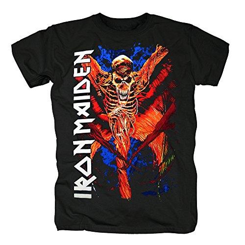 TSP Iron Maiden - Vampyr T-Shirt Herren S Schwarz