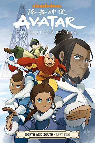 Avatar: The Last Airbender--North and South Part Two (Avatar: The Last Airbender: North and South Book 2) di Bryan Konietzko,Gurihiru