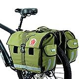 DCCN Borse doppia posteriori e bauletti per bicicletta
