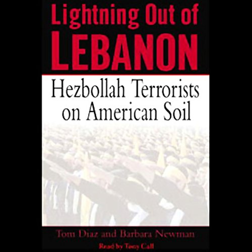 Lightning Out of Lebanon  Audiolibri