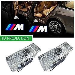 f/ür Hyundai Autot/ür Logo Projektion Licht T/ürbeleuchtung Willkommen Licht Seitenleuchten