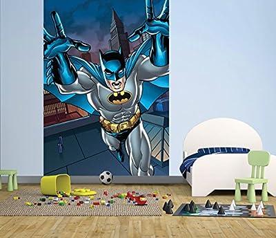 1Wall W2PL-BATMAN-005 Batman Wall Mural / Fototapete