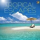 2014 Tropical Escape Wall Calendar by TF Publishing (2013-06-13)