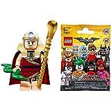 Lego Batman The Movie Mini Figure Figure King Tutankhamen (Unopened Item) | THE LEGO Batman Movie Minifigures Series King Tut ?71017-19?