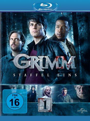 Grimm – Staffel 1 [Blu-ray]
